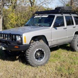 Sport Series Rack, 91-02 XJ Cherokee, 72″L x 54″W