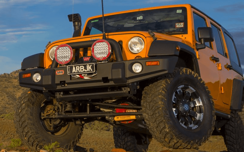 JK Wrangler Old Man Emu Suspension Kit
