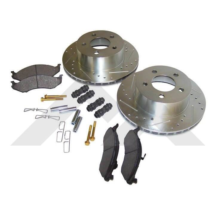 Jeep Cherokee XJ , Performance Brake Kits