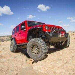 JKS/JSPEC JK Wrangler Suspension Kits