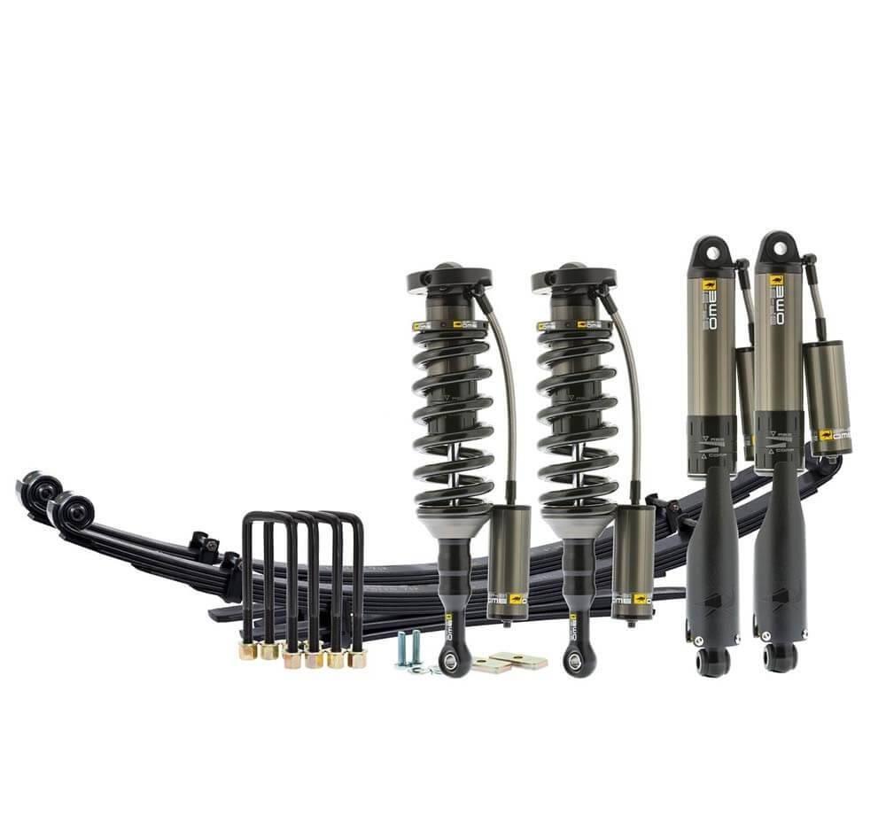 Old Man Emu Bp51 Suspension Kit For Tacoma 05 15 Dpg Off Road E Locker Wiring Harness