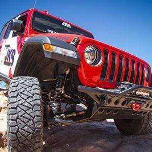(4 Door) JL Wrangler Suspension Kits