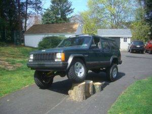 Jeep Cherokee Xj Dpg Off Road