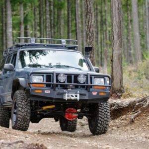 Jeep Cherokee XJ - DPG OFF-ROAD